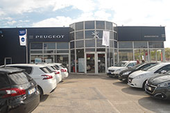 stock occasion Peugeot