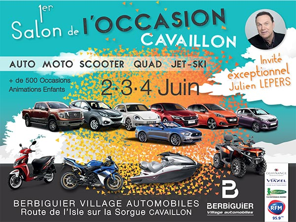 Berbiguier village automobiles peugeot ford kia for Garage ford vaucluse