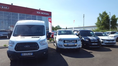 X-Race Adventure et KIA Cavaillon