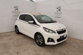 PEUGEOT 108 VTi 72 Top! Collection BMP5 5p