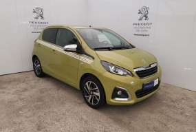 PEUGEOT  108 VTi 72 Collection S&S 5p