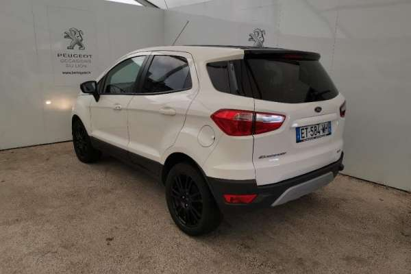FORD EcoSport 1.0 EcoBoost 140ch ST-Line