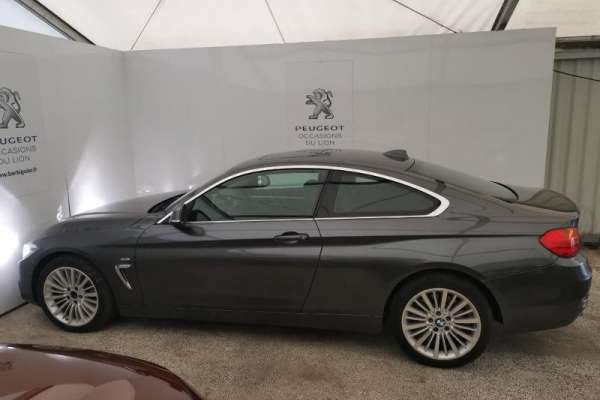 BMW Serie 4 Coupe 430dA xDrive 258ch Luxury