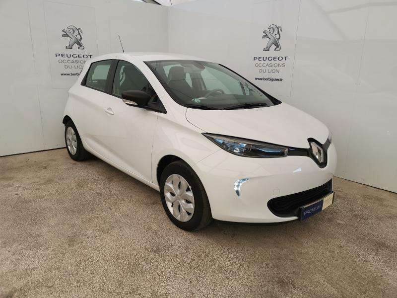 RENAULT Zoe Life charge normale R75